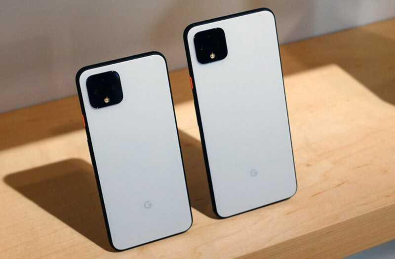 Телефоны Google Pixel 2019