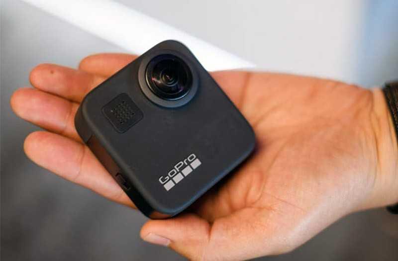 Обзор GoPro Max