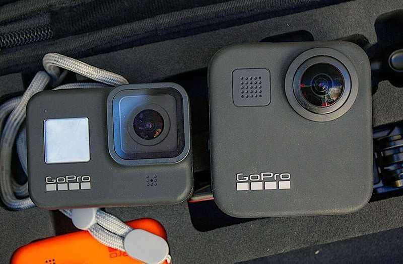 Новая GoPro Max