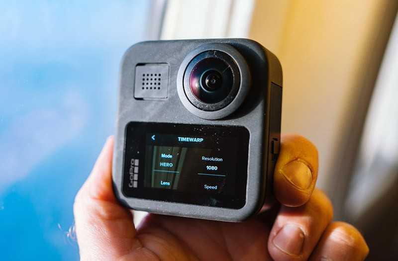 GoPro Max режимы