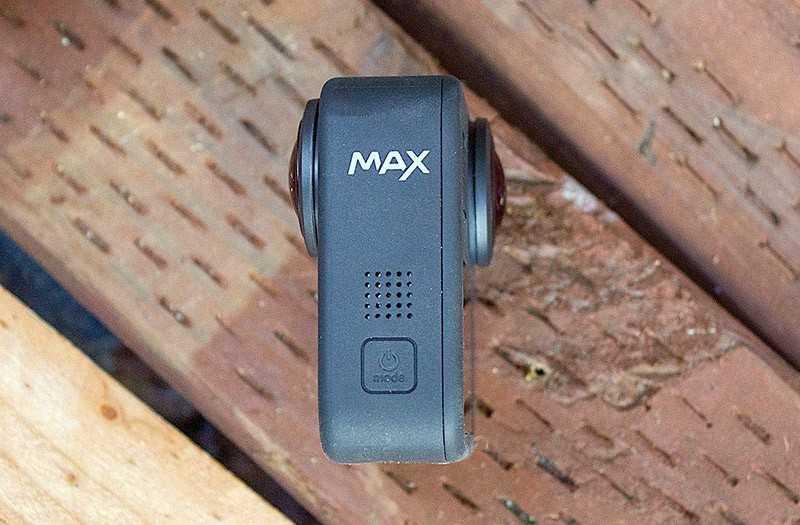 GoPro Max отзывы