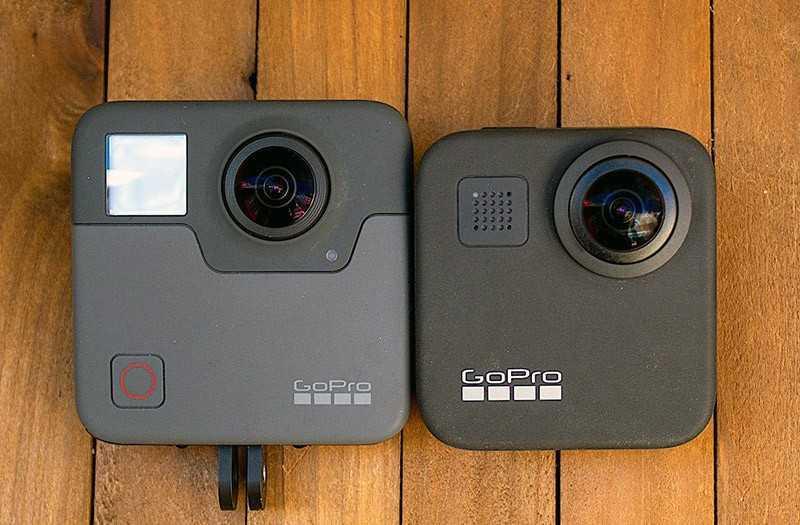 Тест GoPro Max