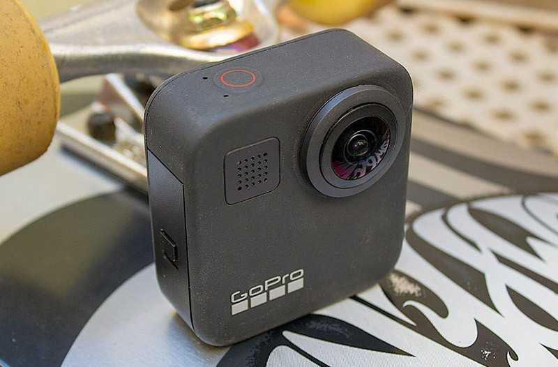 Обзор GoPro Max камеры 360-градусов — Отзывы TehnObzor
