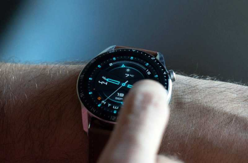 Huawei Watch GT 2 на практике