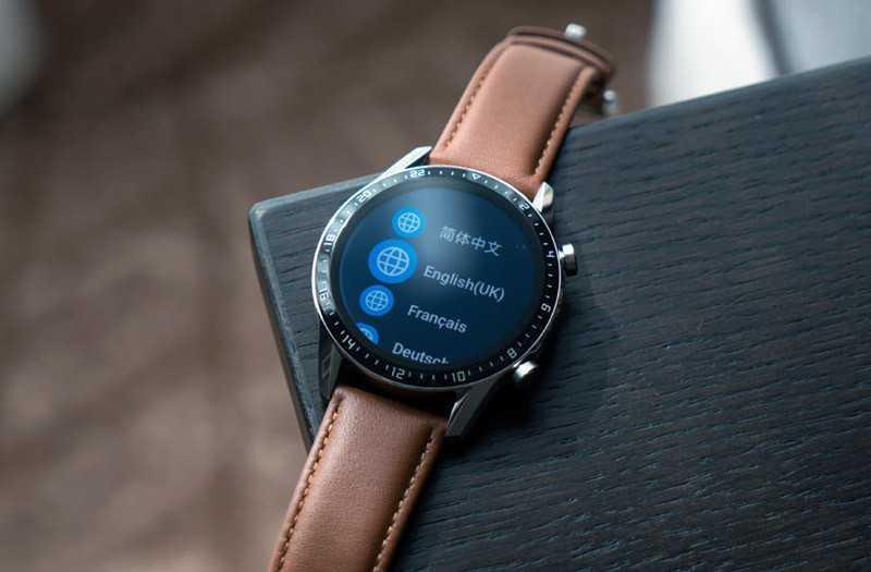 Huawei Watch GT 2 ПО
