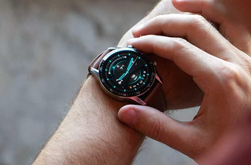 Huawei Watch GT 2 функции