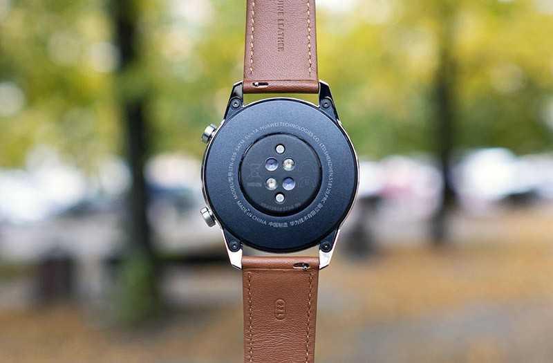 Huawei Watch GT 2 датчики
