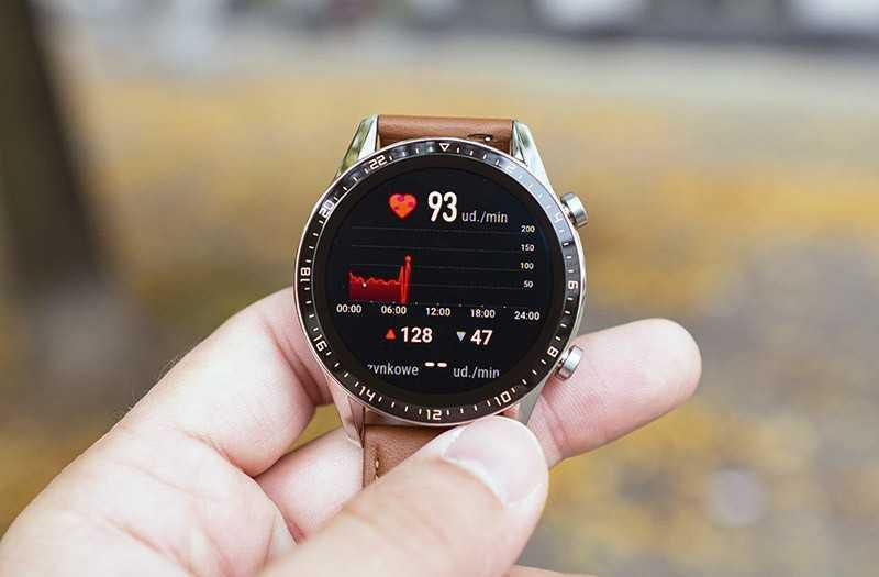 Huawei Watch GT 2 режимы