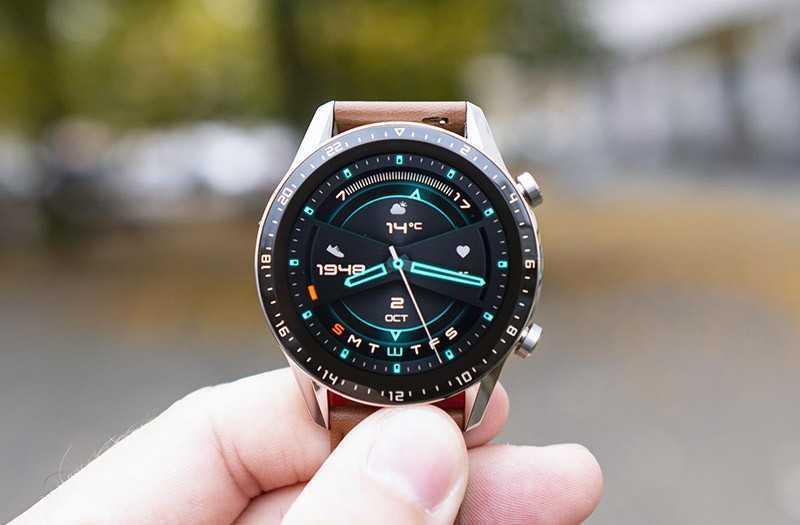 Huawei Watch GT 2 циферблат