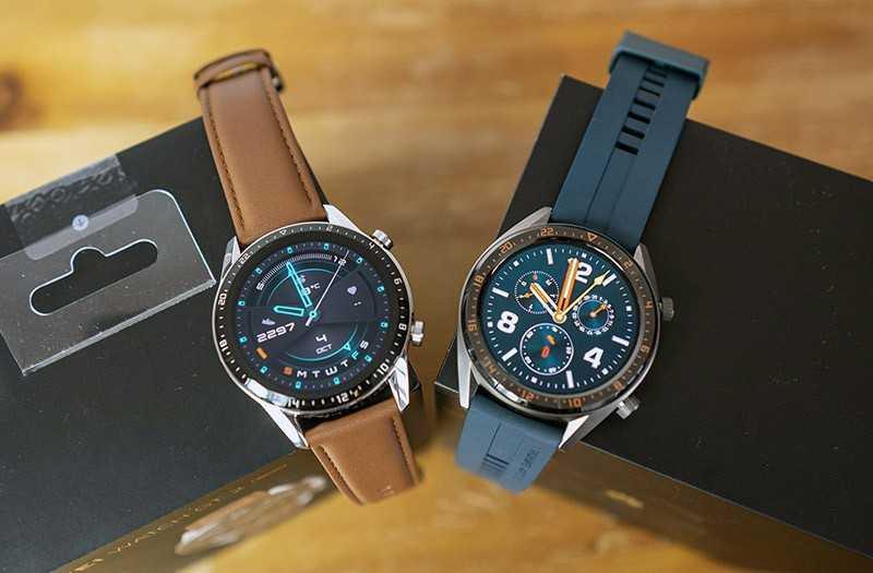 Huawei Watch GT 2 автономность