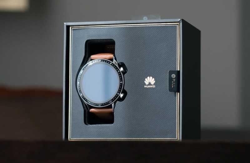 Huawei Watch GT 2 обзор