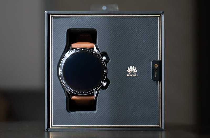 Huawei Watch GT 2 отзывы