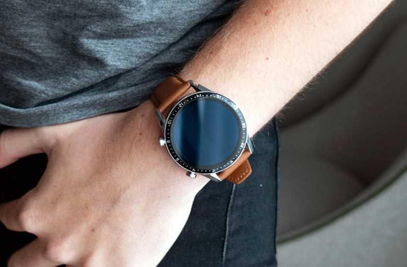 Huawei Watch GT 2 экран