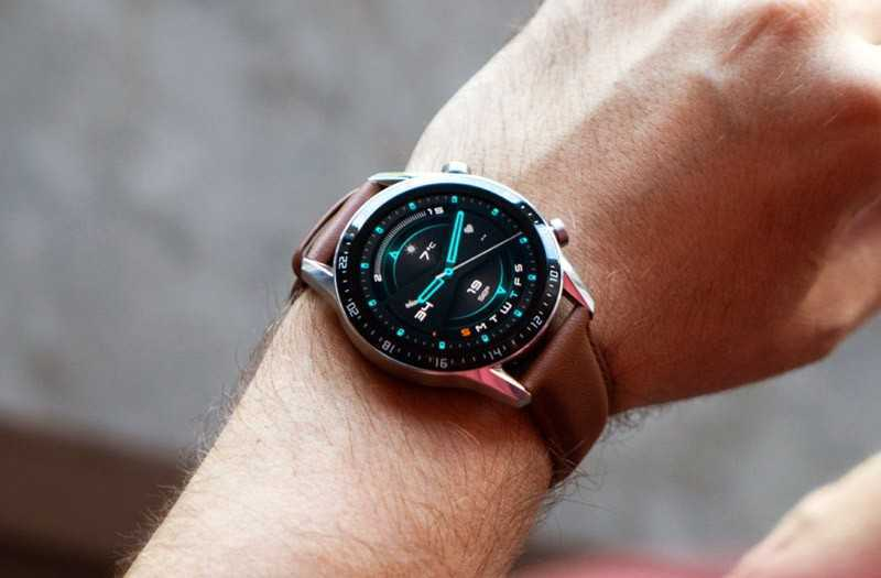 Huawei Watch GT 2 дисплей