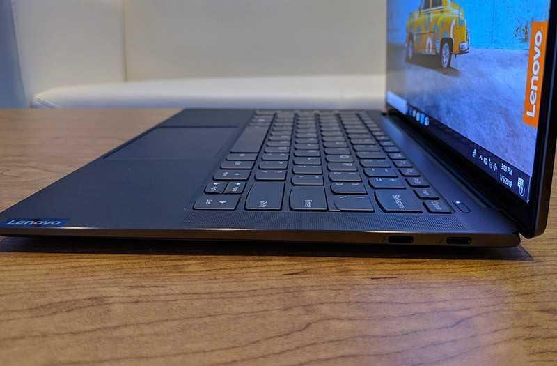 Lenovo Yoga S940 производительность