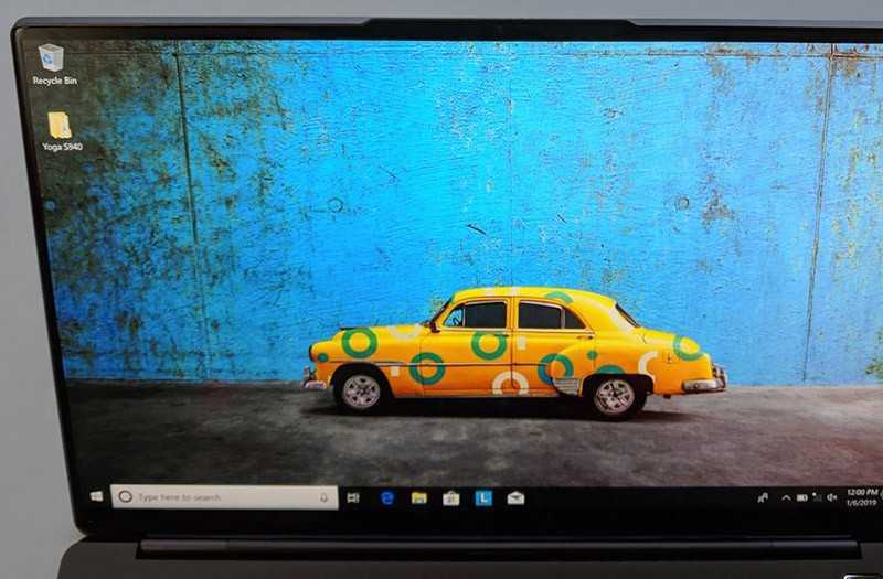 Lenovo Yoga S940 ультрабук