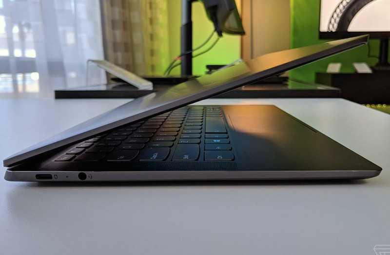 Lenovo Yoga S940 ноутбук