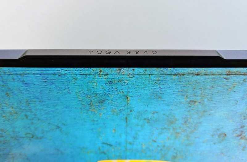 Lenovo Yoga S940 вырез