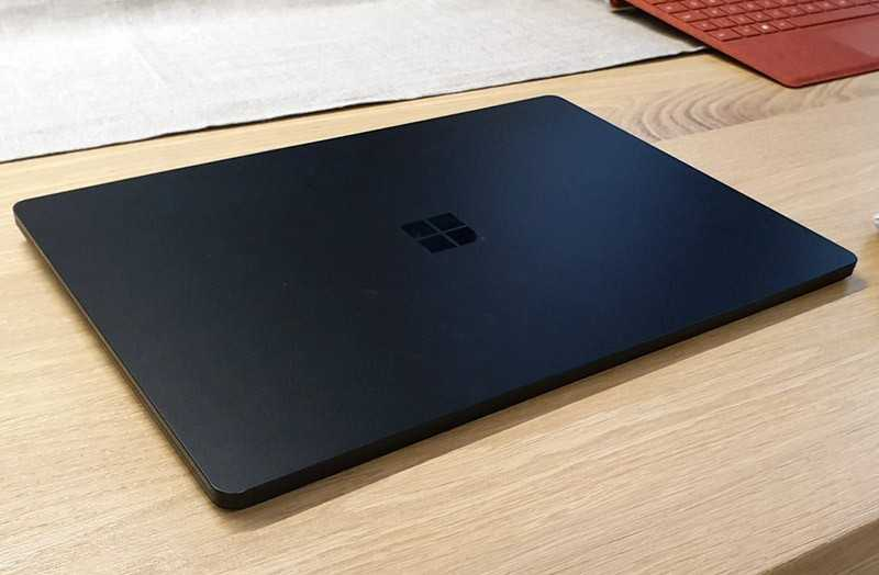 Характеристики Surface Laptop 3