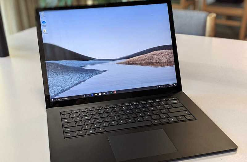 Ноутбук Microsoft Surface Laptop 3
