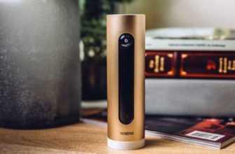 Обзор Netatmo Welcome камеры безопасности для дома — Отзывы TehnObzor