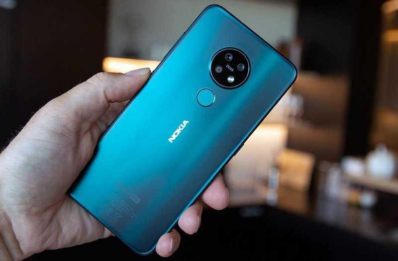 Nokia 7.2 отзывы