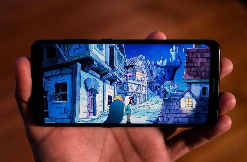 Nokia 7.2 производительность