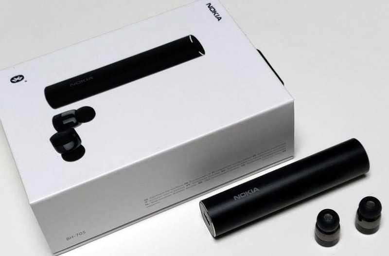 Nokia BH-705 из коробки