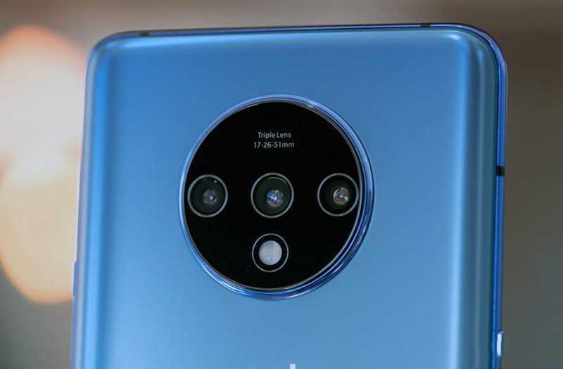 Камеры OnePlus 7T