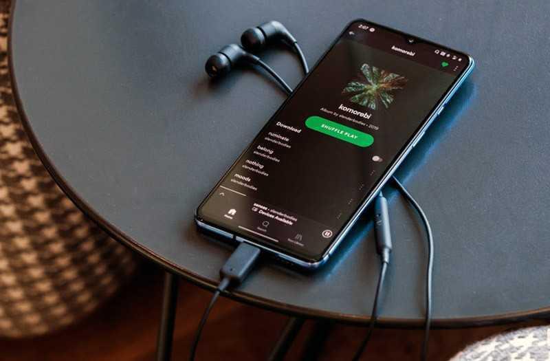 OnePlus 7T звук