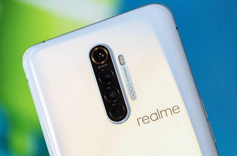 Realme X2 Pro камеры