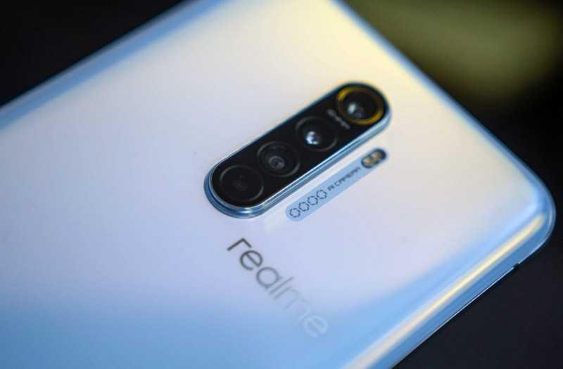 Realme X2 Pro камера