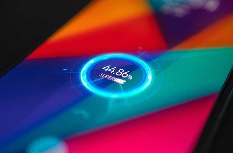 Realme X2 Pro автономность