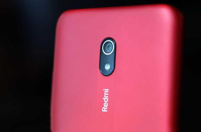 Redmi 8A камеры