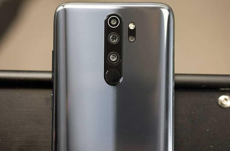 Redmi Note 8 Pro мощность