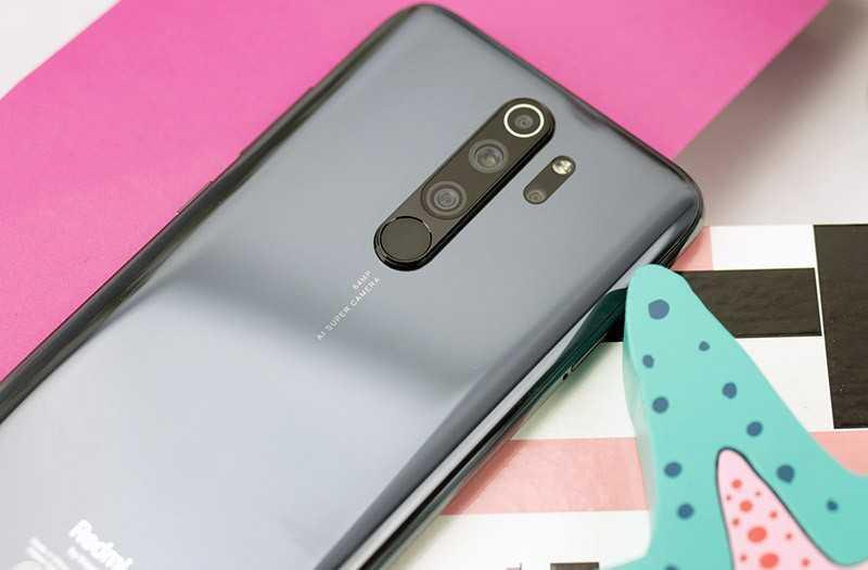 Redmi Note 8 Pro связь