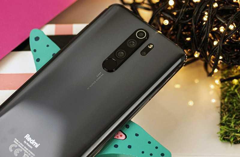 Камеры Redmi Note 8 Pro