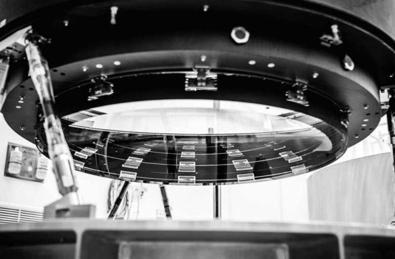 Создание камеры LSST