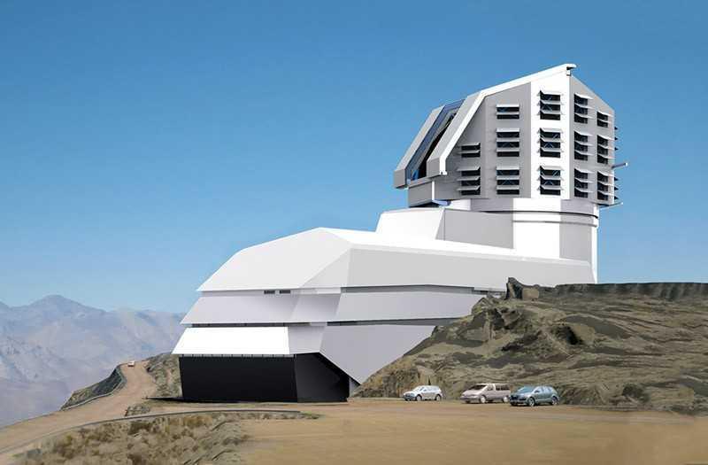 Телескоп LSST