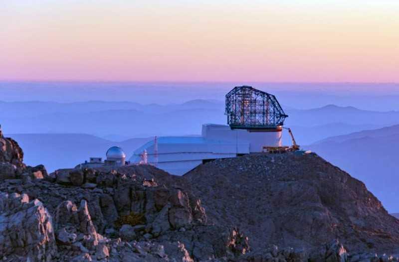 Большой синоптический обзорный телескоп LSST