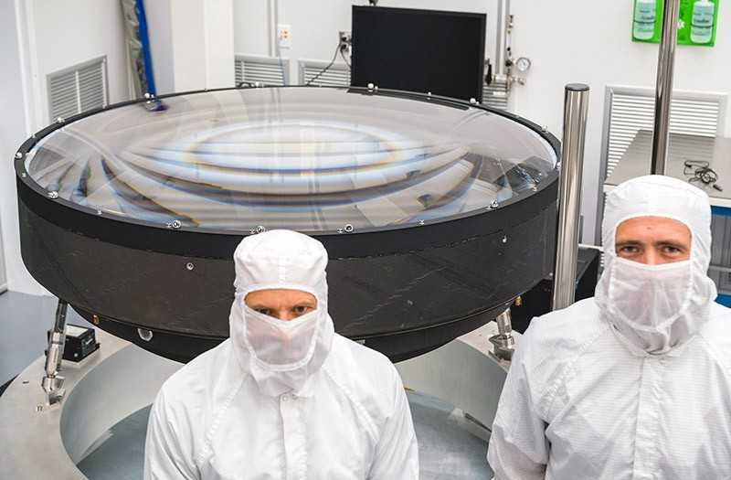 Самая большая цифровая камера в мире 3,2 гигапикселя — TehnObzor