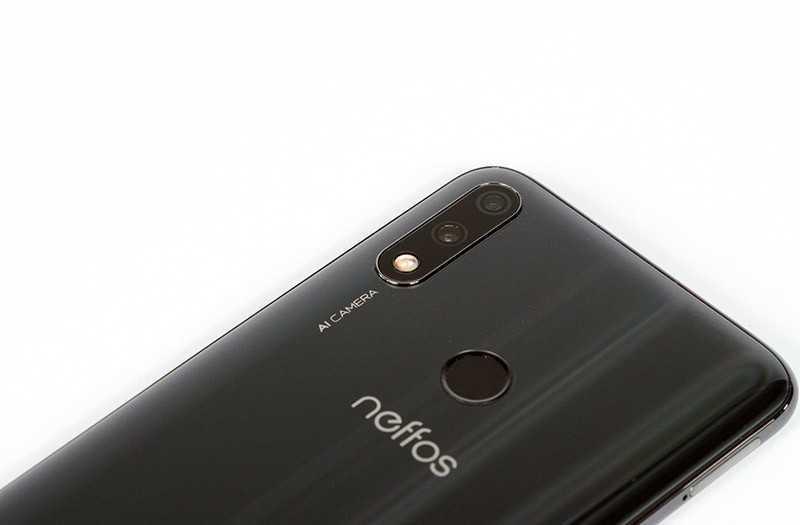 TP-Link Neffos X20 Pro сканер