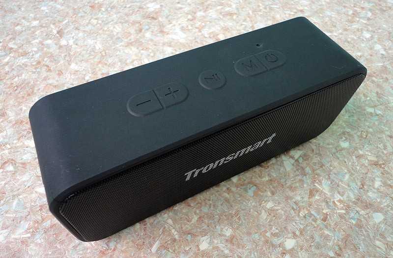 Tronsmart T2 Plus динамик