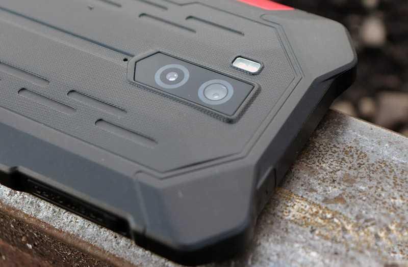 Ulefone Armor X3 камеры