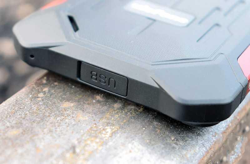 Ulefone Armor X3 порт зарядки