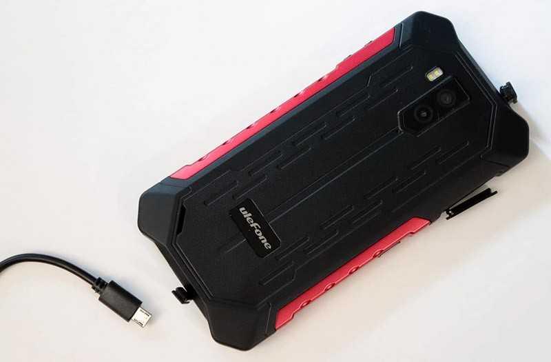 Ulefone Armor X3 батарея и автономность