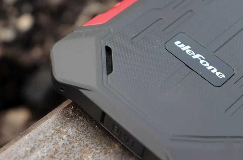 Ulefone Armor X3 защищённость
