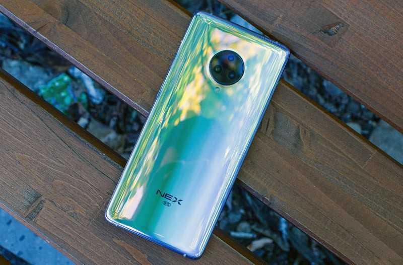 Телефон Vivo Nex 3