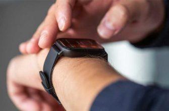 Обзор Amazfit GTS: китайские умные часы Apple Watch — Отзывы TehnObzor