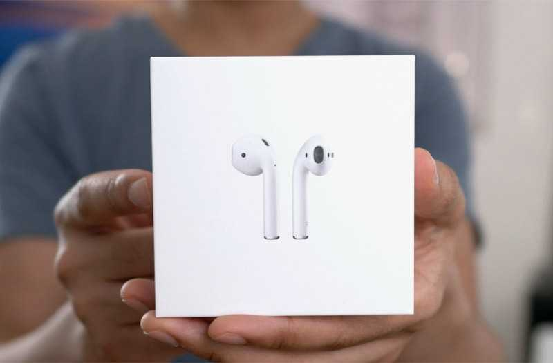Характеристики Apple AirPods 2